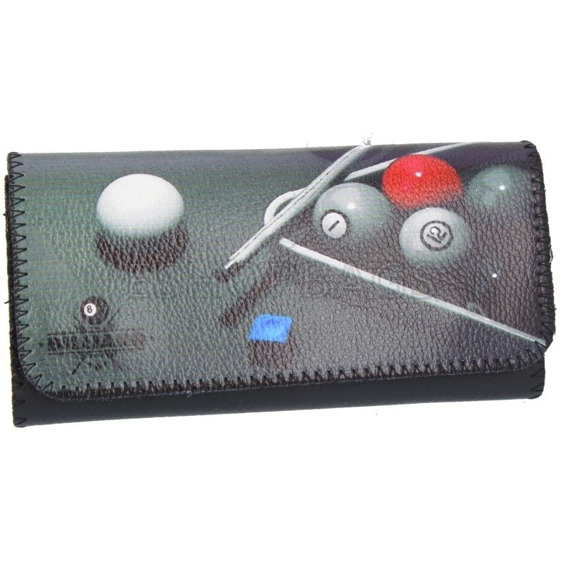 ΚΑΠΝΟΘΗΚΗ MADE IN GREECE BILLIARD LATEX ΜΑΥΡΟ POR.104.03.034 3A-43