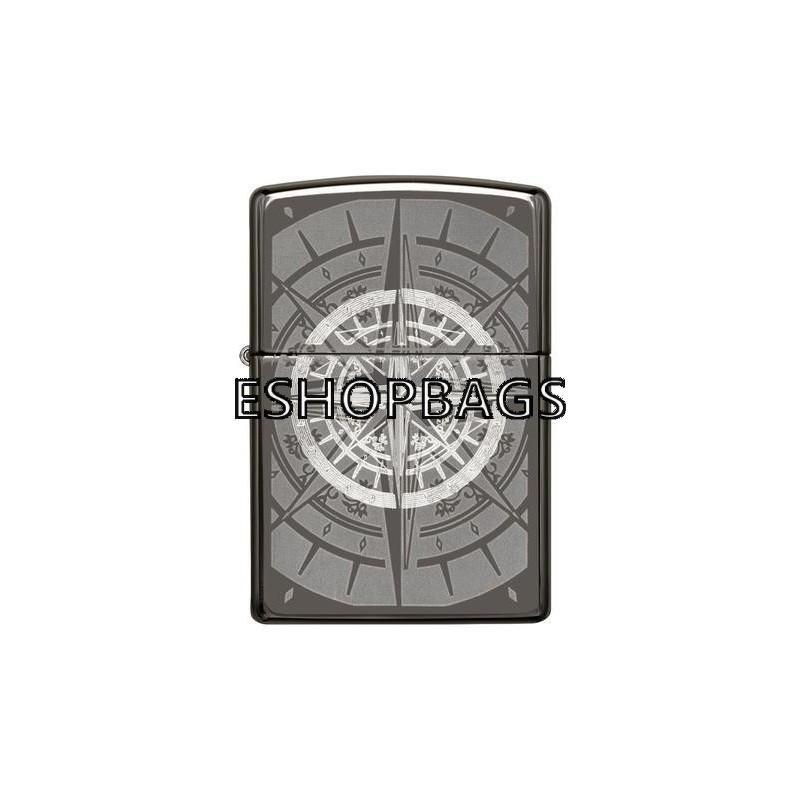 ΑΝΑΠΤΗΡΑΣ ΓΝΗΣΙΟΣ ZIPPO Black Ice® Compass TSA.101.03.24.005 29232