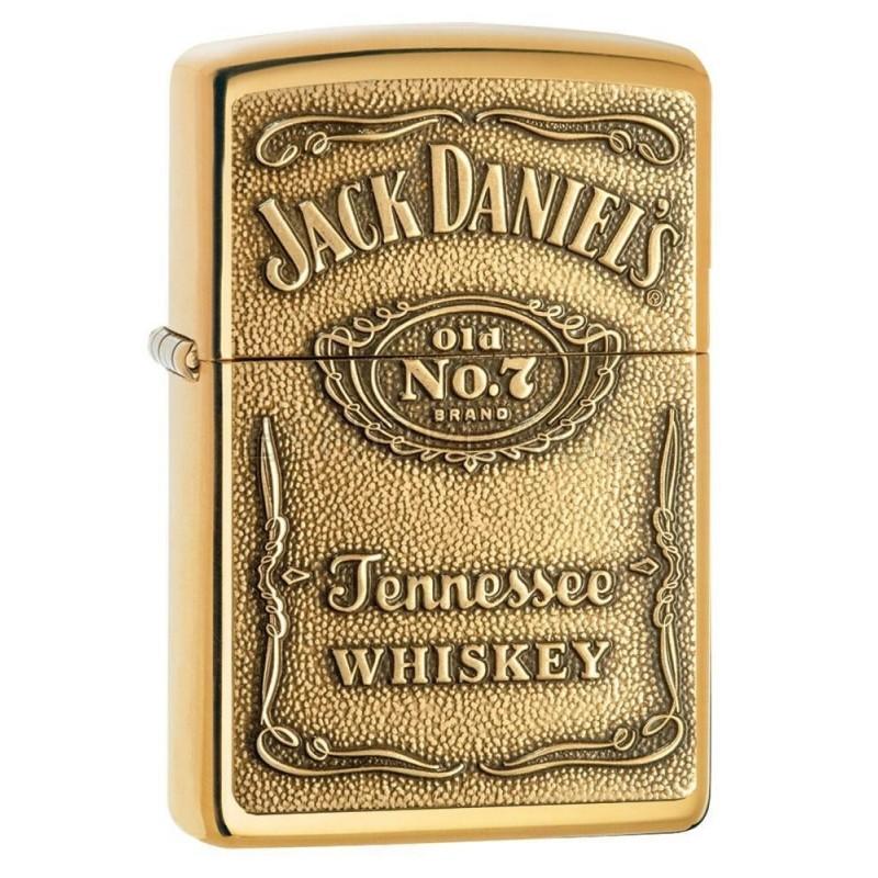 ΑΝΑΠΤΗΡΑΣ ΓΝΗΣΙΟΣ ZIPPO Jack Daniel's® ΧΡΥΣΟ TSA.101.03.24.006 254BJD.428