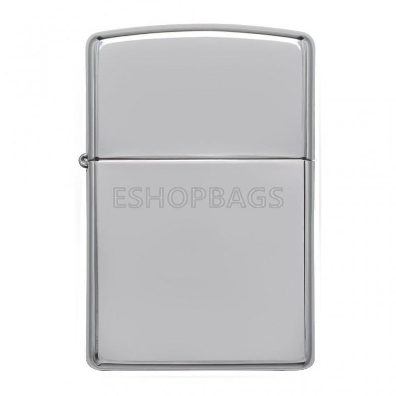 ΑΝΑΠΤΗΡΑΣ ΓΝΗΣΙΟΣ ZIPPO Classic High Polish Chrome TSA.101.03.24.014 250