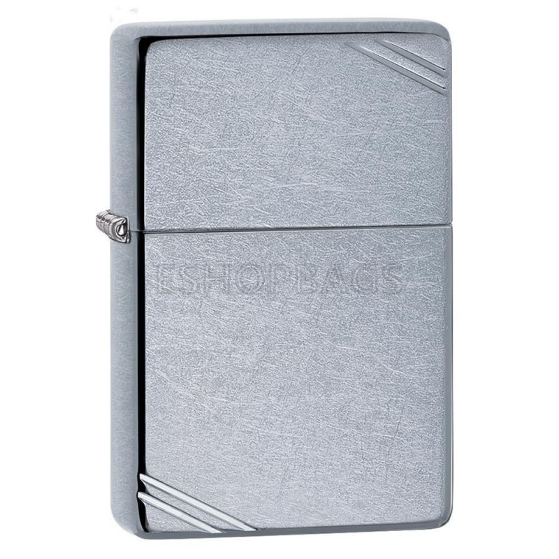 ΑΝΑΠΤΗΡΑΣ ΓΝΗΣΙΟΣ ZIPPO Street Chrome™ Vintage with Slashes TSA.101.03.24.024 267