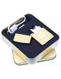 ΑΝΑΠΤΗΡΑΣ USB ΑΝΤΙΑΝΕΜΙΚΟΣ ΔΙΠΛΟΥ ΤΟΞΟΥ PLASMA VOLKSWAGEN ΧΡΥΣΟ TSA.101.03.24.079 215-1