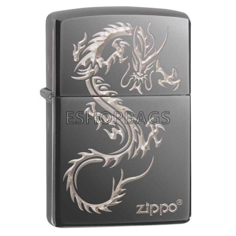 ΑΝΑΠΤΗΡΑΣ ΓΝΗΣΙΟΣ ZIPPO USA Chinese Dragon Design TSA.101.03.24.100 49030