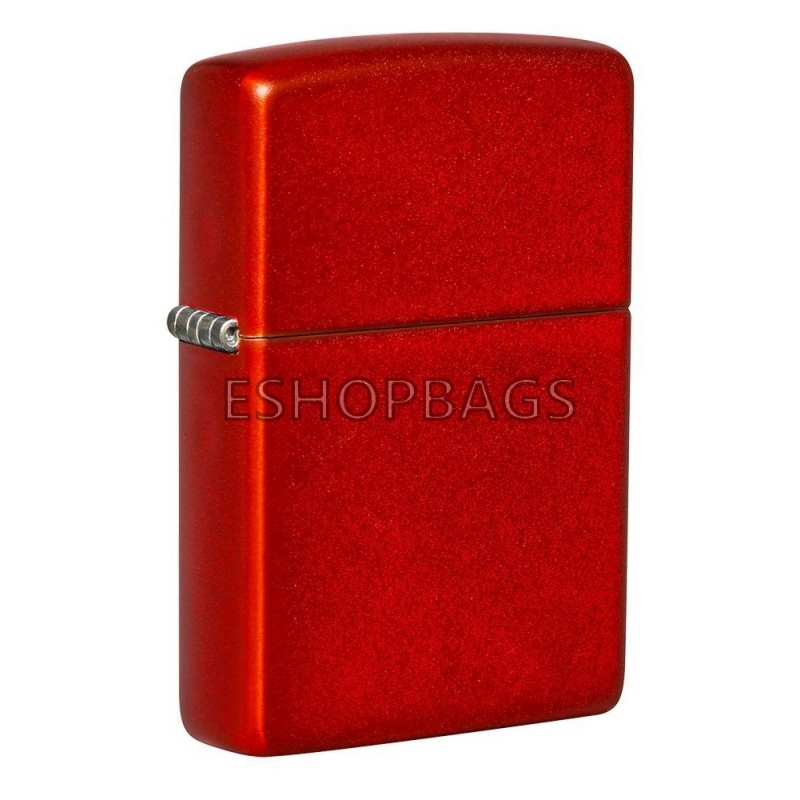 ΑΝΑΠΤΗΡΑΣ ΓΝΗΣΙΟΣ ZIPPO USA Classic Metallic Red TSA.101.03.24.103 49475
