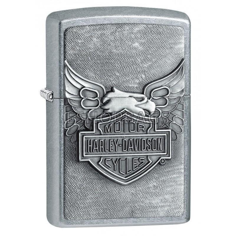 ΑΝΑΠΤΗΡΑΣ ΓΝΗΣΙΟΣ ZIPPO USA Harley-Davidson® TSA.101.03.24.105 20230