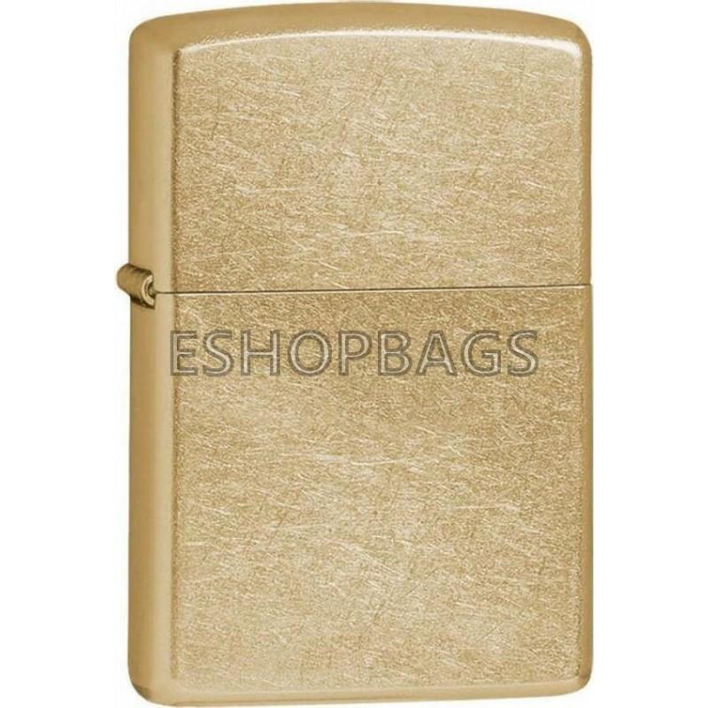 ΑΝΑΠΤΗΡΑΣ ΓΝΗΣΙΟΣ ZIPPO USA Classic Gold Dust TSA.101.03.24.115 207G