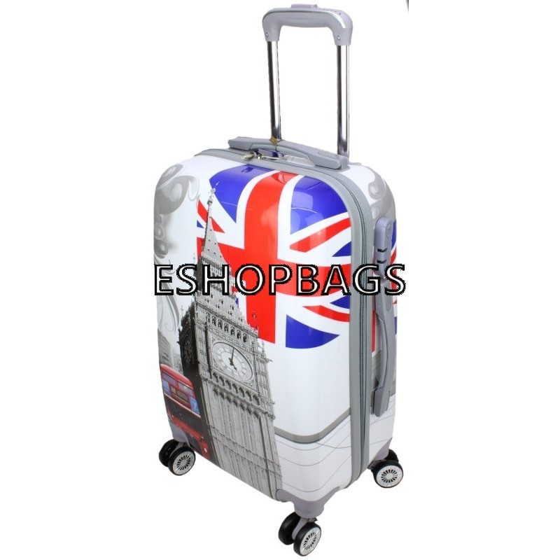 ΒΑΛΙΤΣΑ ΣΚΛΗΡΗ BIG BEN ENGLAND BAG TO BAG ΜΙΚΡΟ 36*23*57 TAX.102.01.020 LC-034