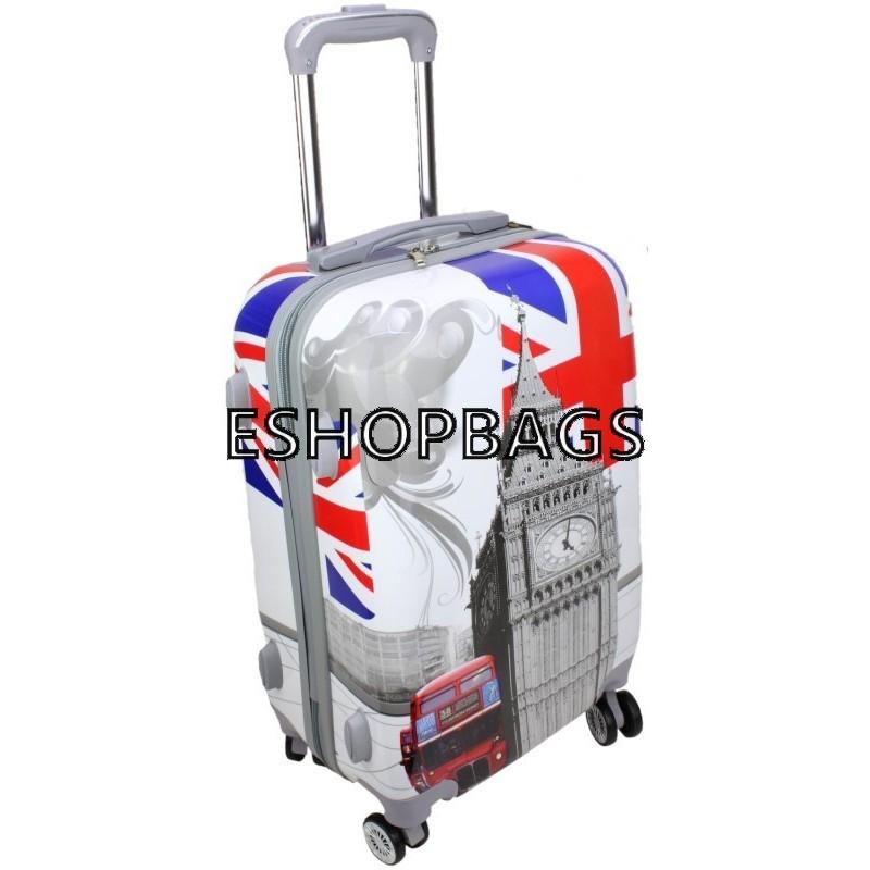 ΒΑΛΙΤΣΑ ΣΚΛΗΡΗ BIG BEN ENGLAND BAG TO BAG ΜΕΣΑΙΟ 44*25*67 TAX.102.01.020 LC-034
